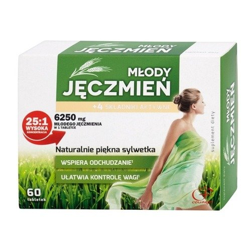 co to jest green barley plus