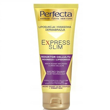 Dax - Perfecta Express Slim - REDUKTOR wodnego cellulitu, 200 ml.