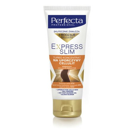 Dax - Perfecta Express Slim - Turbo KONCENTRAT na uporczywy cellulit, 200 ml.