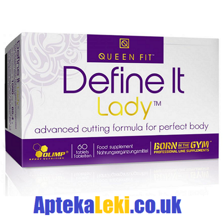Define it Lady, 60 tabletek. Olimp