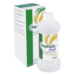 Duphalac Fruit, Lactulosum, 500 ml.